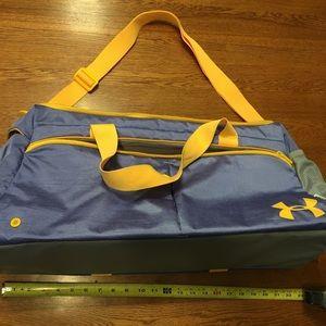 Under armour gym/ travel duffel